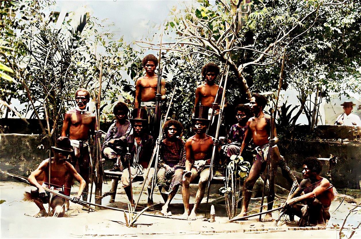 Negritos Philippines