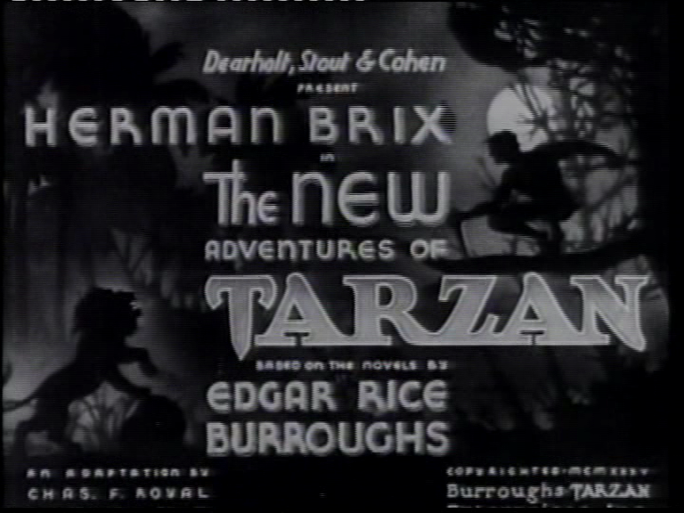 Tarzan's Original Location