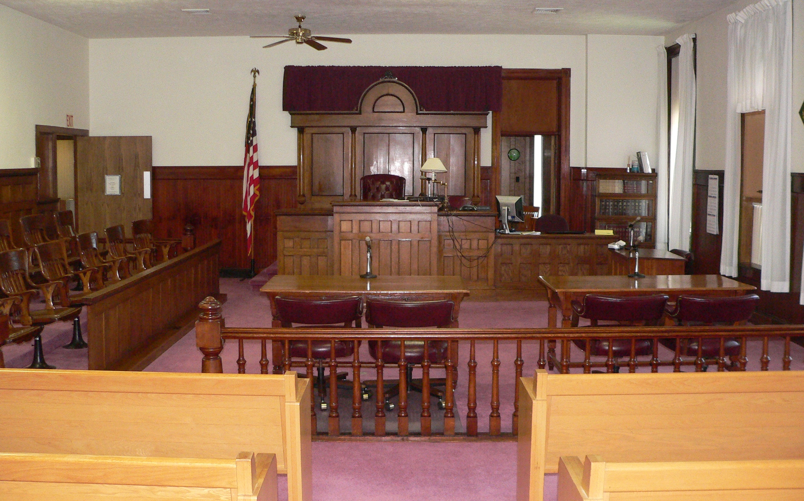 media in the courtroom Because of the lindbergh baby murder trial, photographers and movie cameras were banned in all federal and state courts the american bar association enacted canon 35 of the code of judicial conduct as it related to the media.