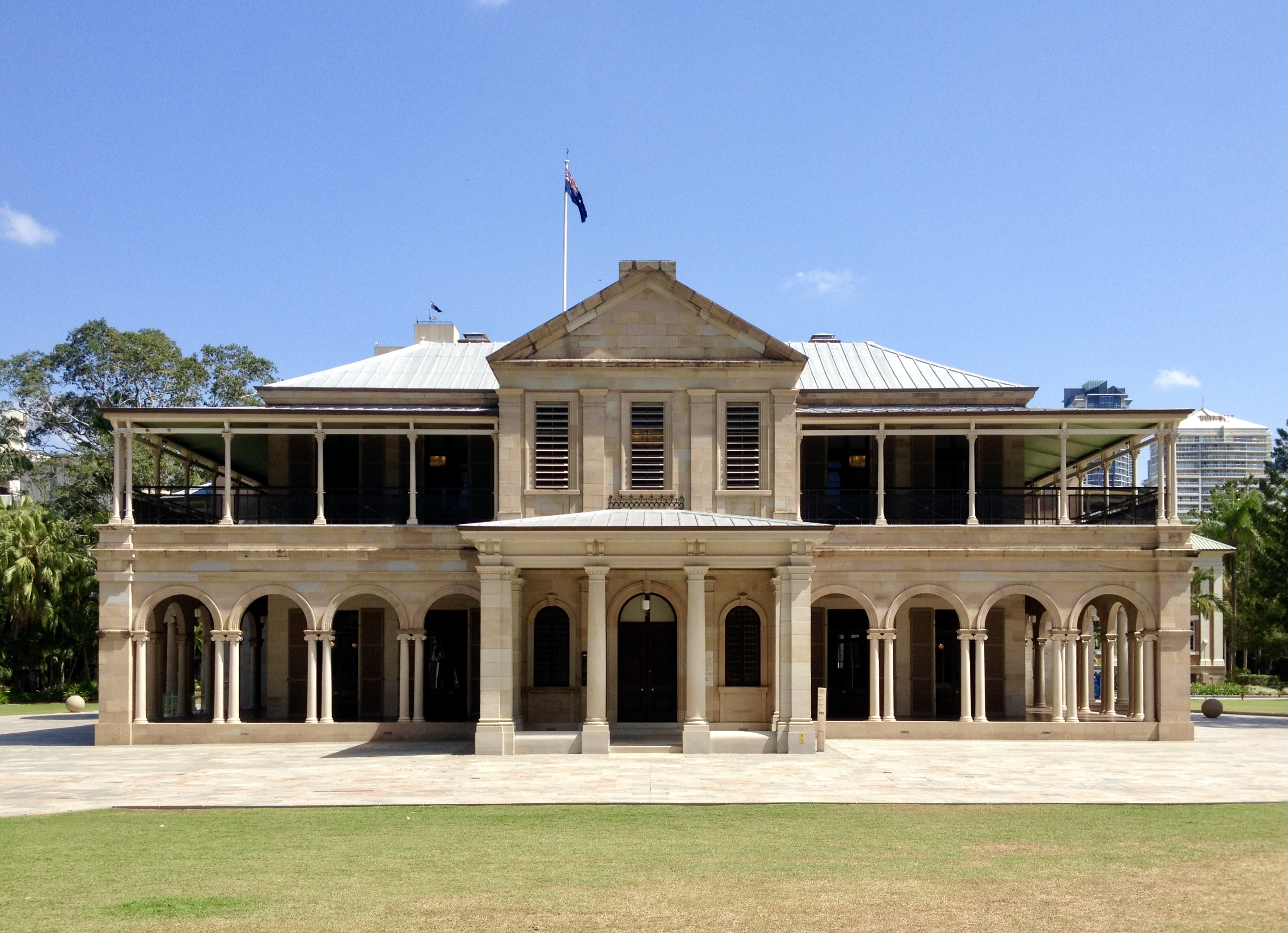 Old Government House, Queensland - Wikiwand