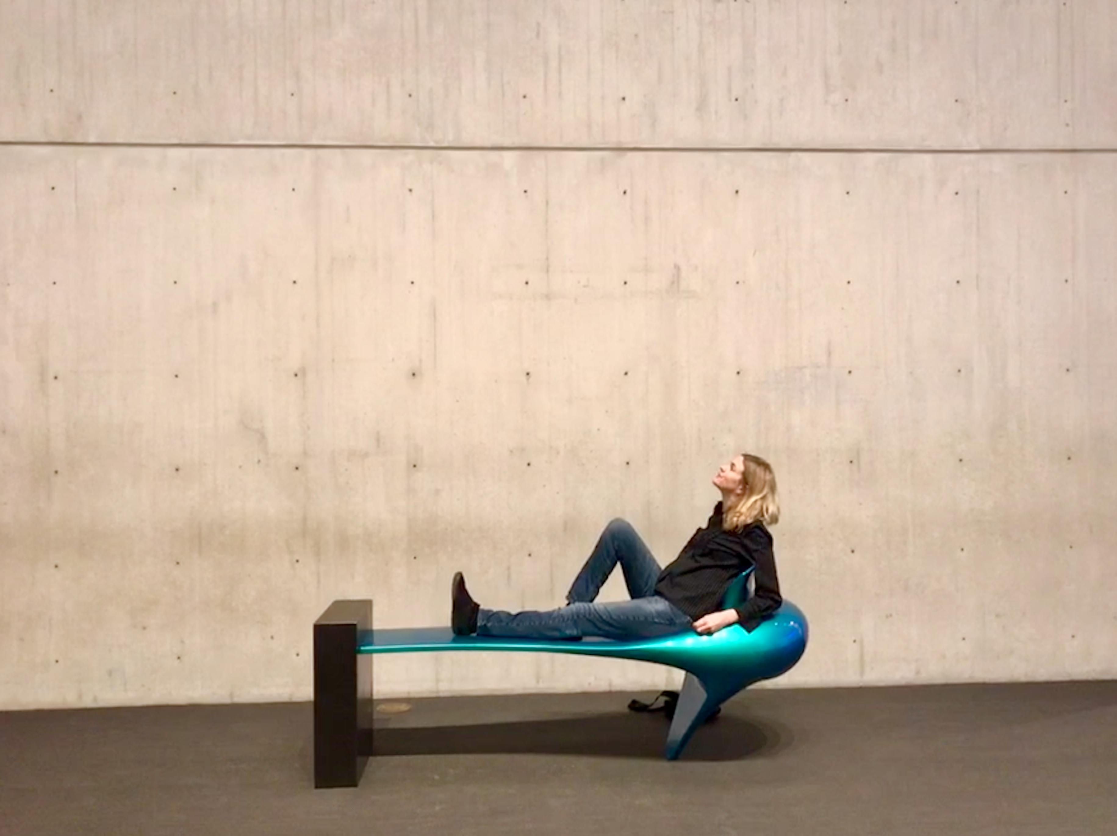 Oni Buchanan at the Museum of Fine Arts, Boston, MA