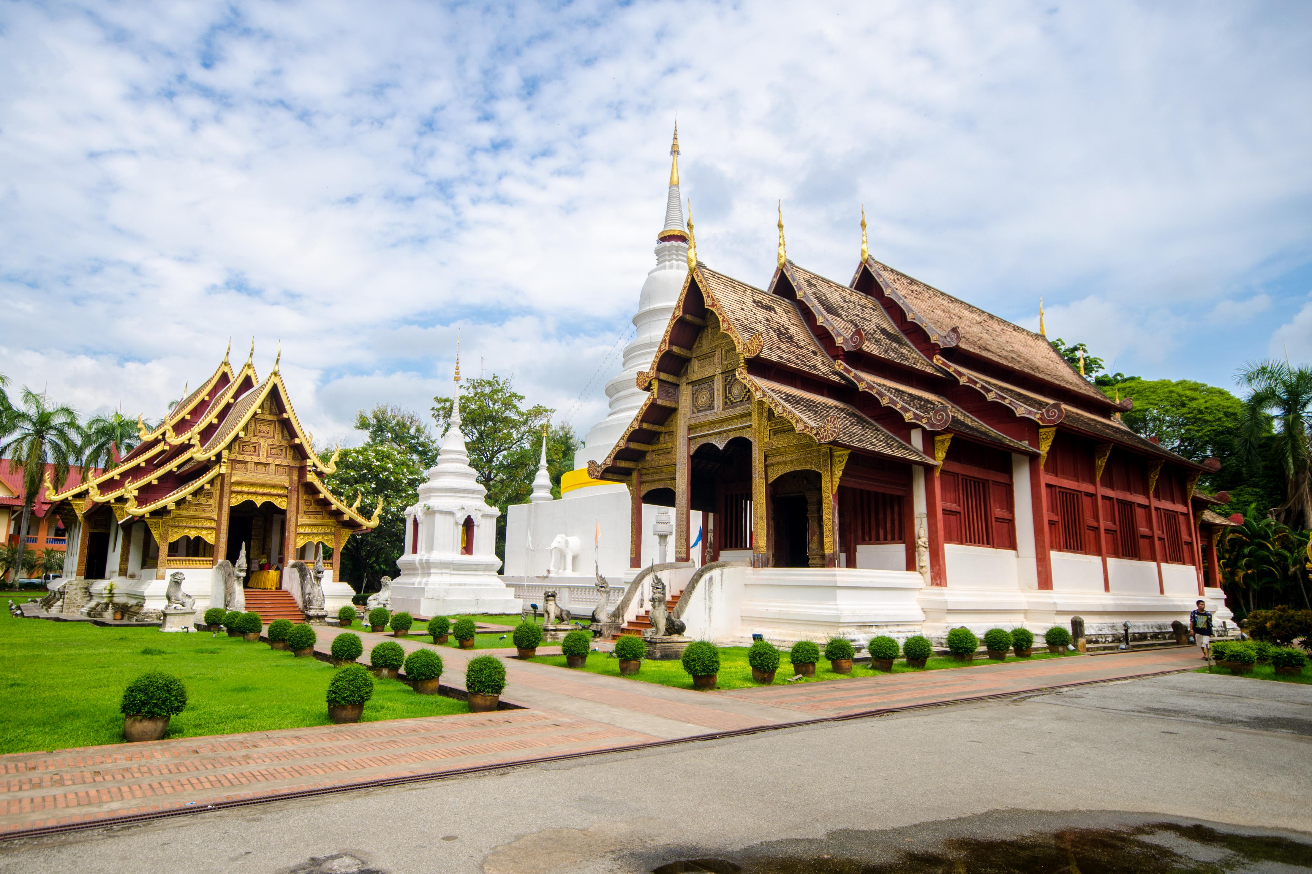 معبد پهارا سینگ تایلند