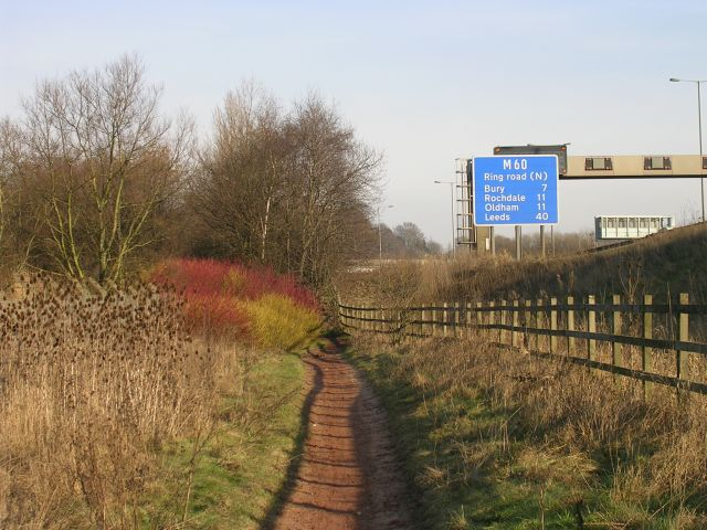 Outwood Trail - geograph.org.uk - 115250