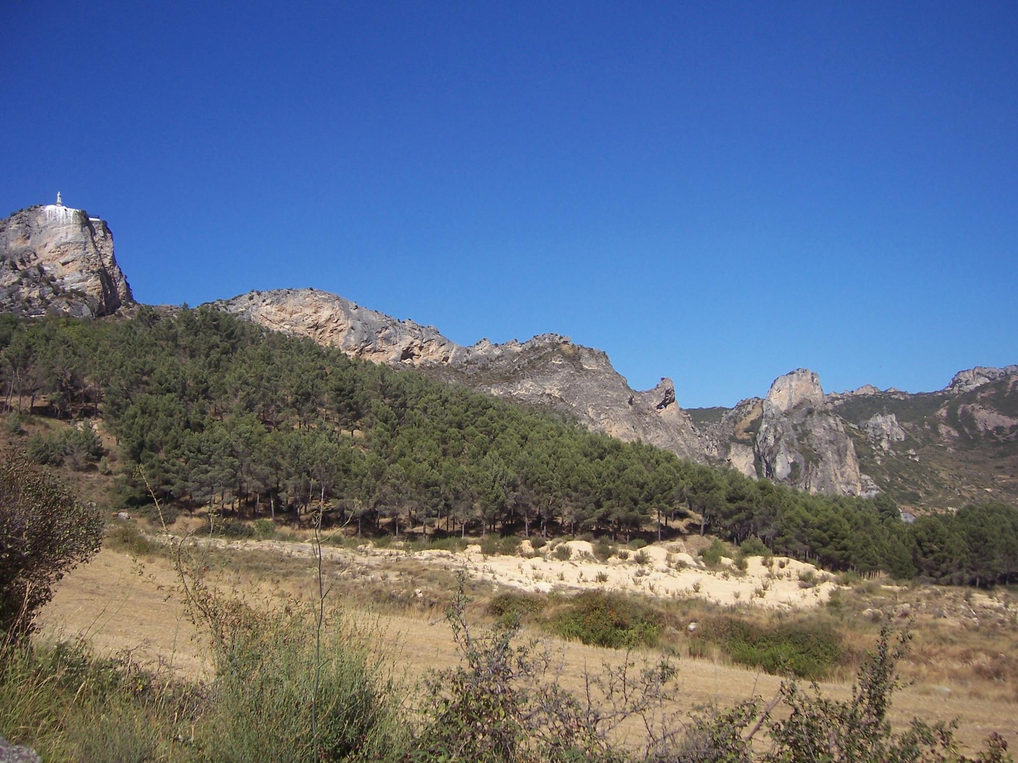 Description Paraje de los Riscos de Bilibio - Haro.jpg
