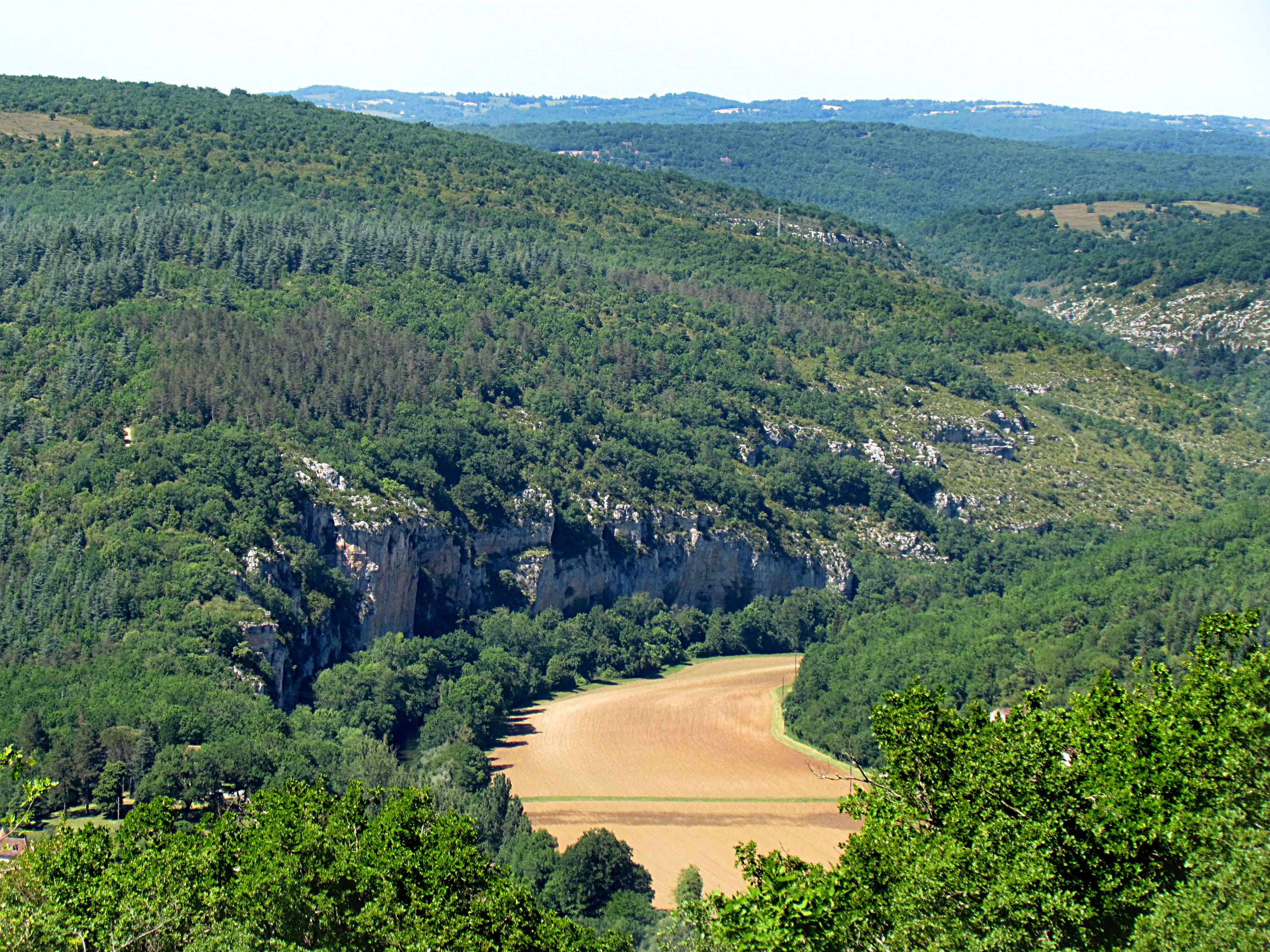 parc naturel regional des causses du quercy