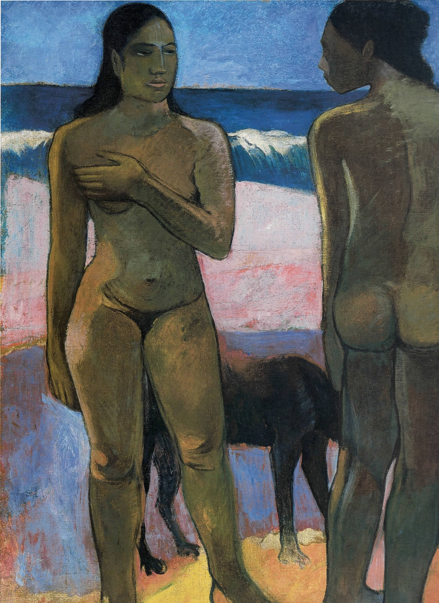 Paul Gauguin [Public domain], via Wikimedia Commons