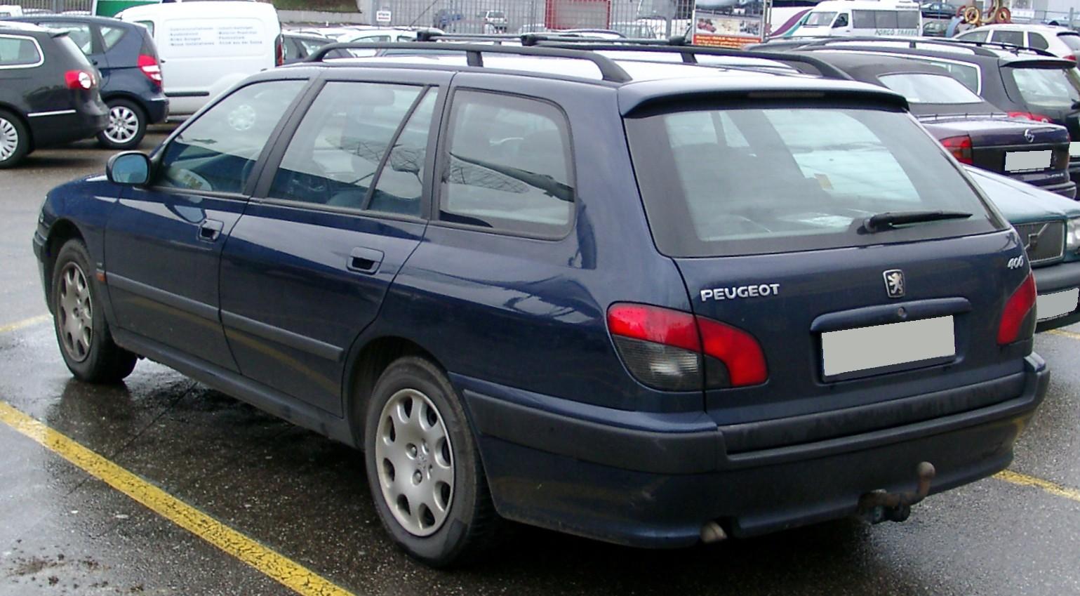 Peugeot 406 SW