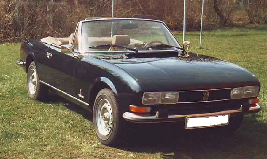 file peugeot 504 cabrio jpg wikimedia commons. Black Bedroom Furniture Sets. Home Design Ideas