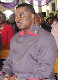 Picture of Governor Willie Obiano at the Funeral of Bishop Okafor (cropped).jpg