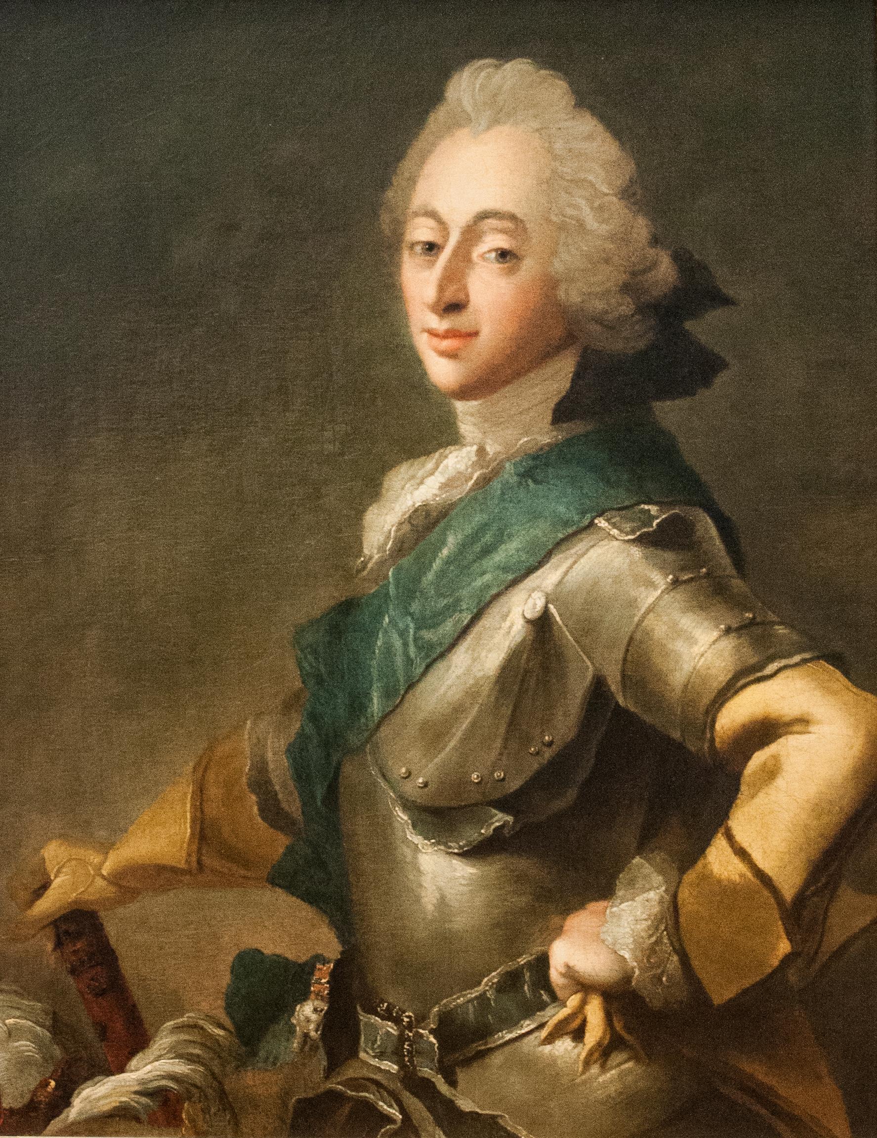 Frederik V av Danmark og Noreg