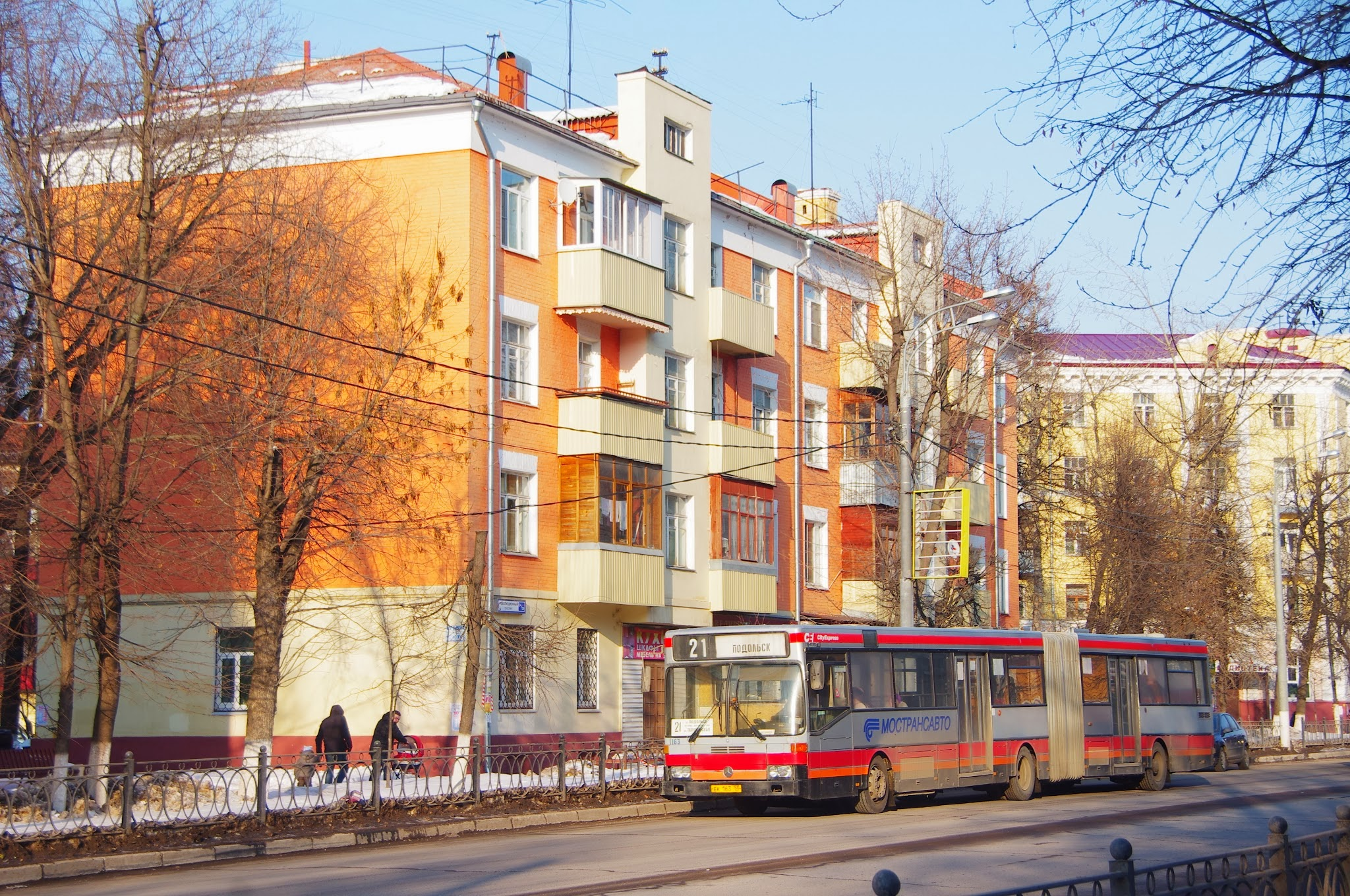 How to get to Moscow - Podolsk