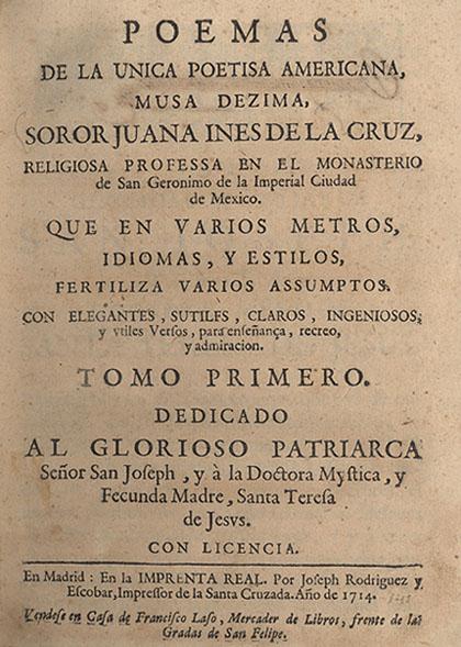 Archivopoemas De La única Poetisa Americana Musa Décima