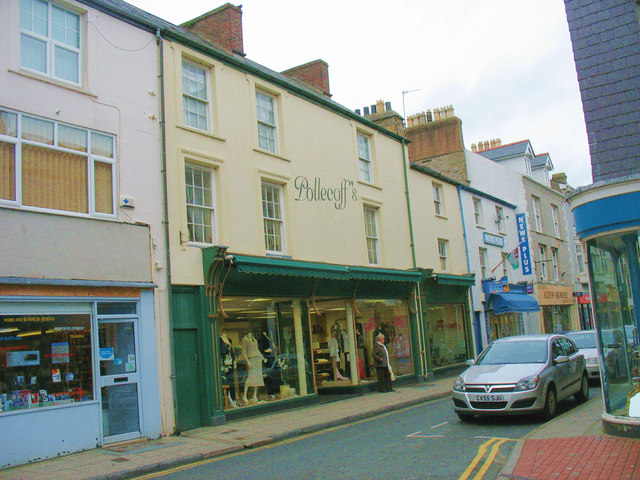 Pollecoff's Department Store, High Street - geograph.org.uk - 678195
