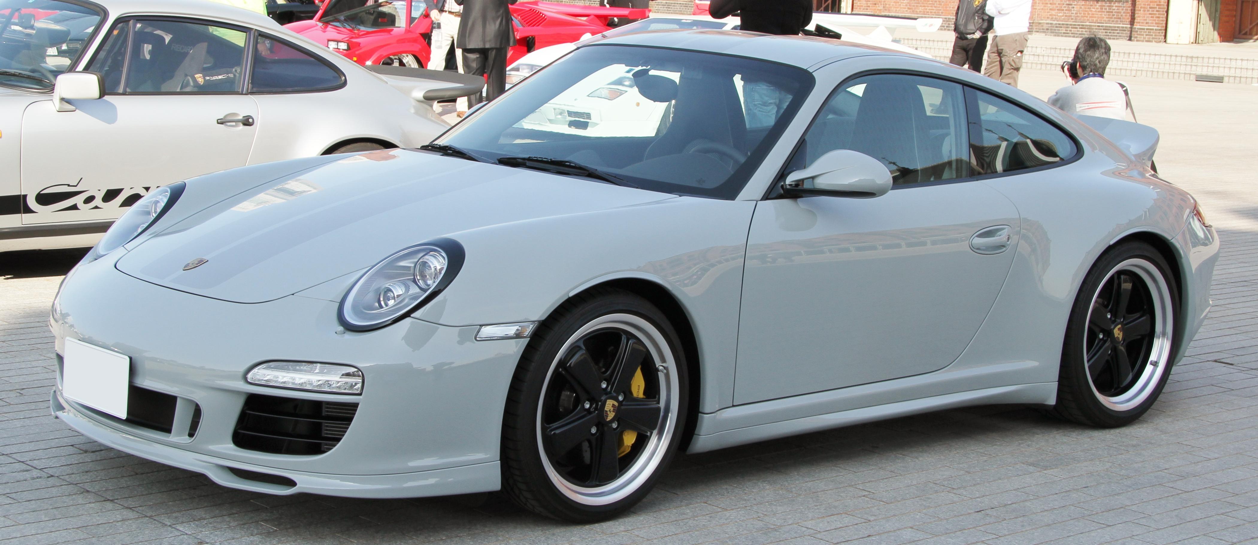 File Porsche 997 Sport Classic Jpg Wikimedia Commons