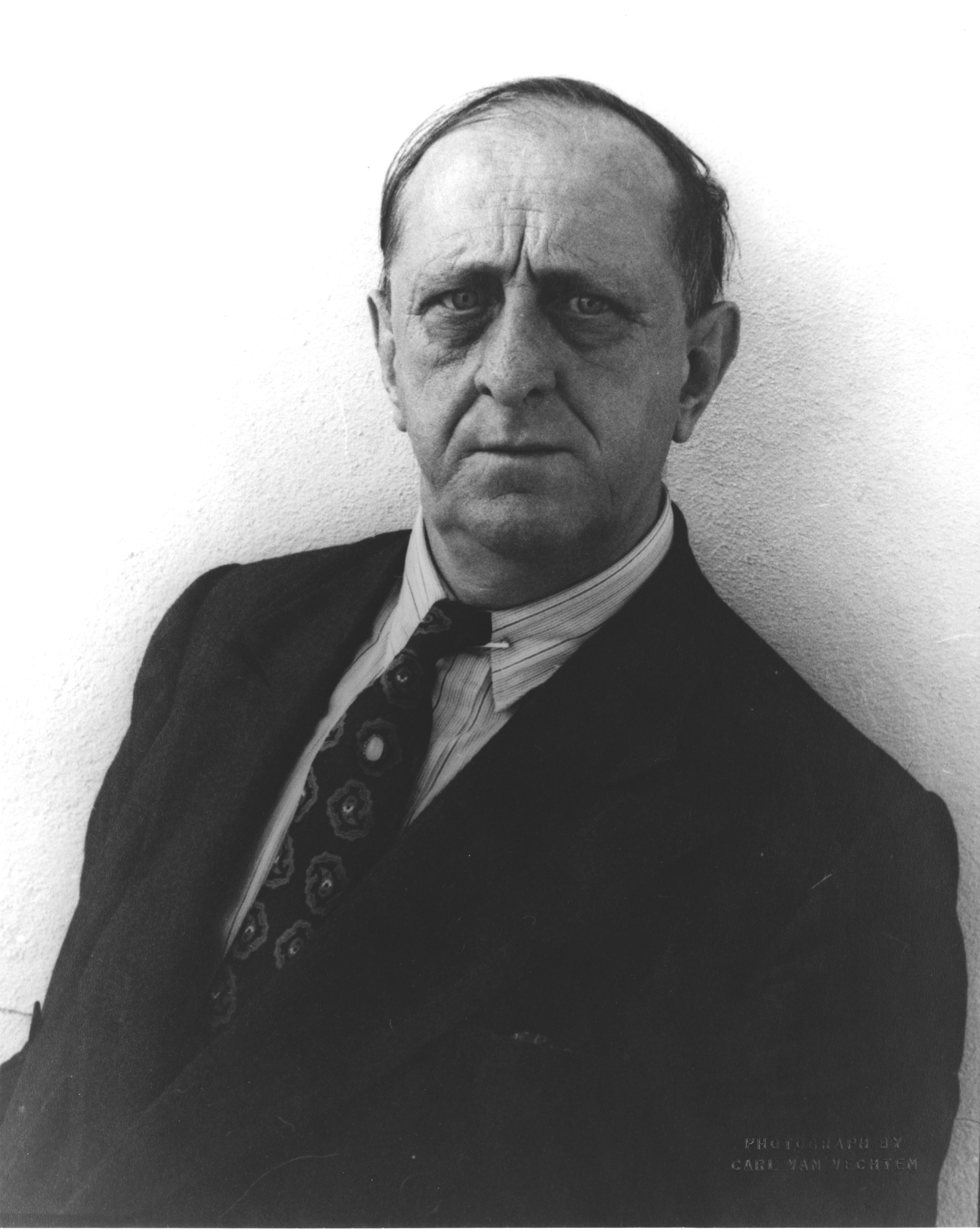 Marsden Hartley in 1939