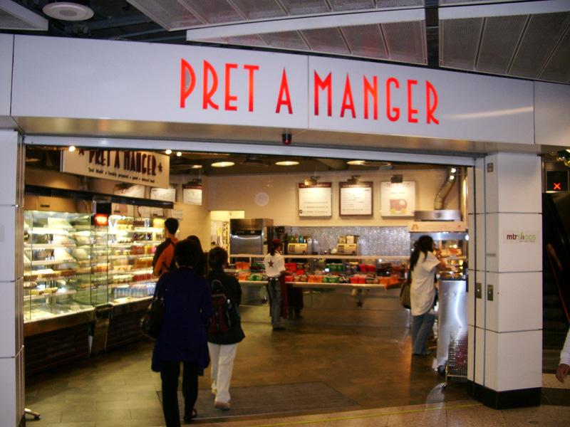 Pret A Manger Caf Ef Bf Bd Froid