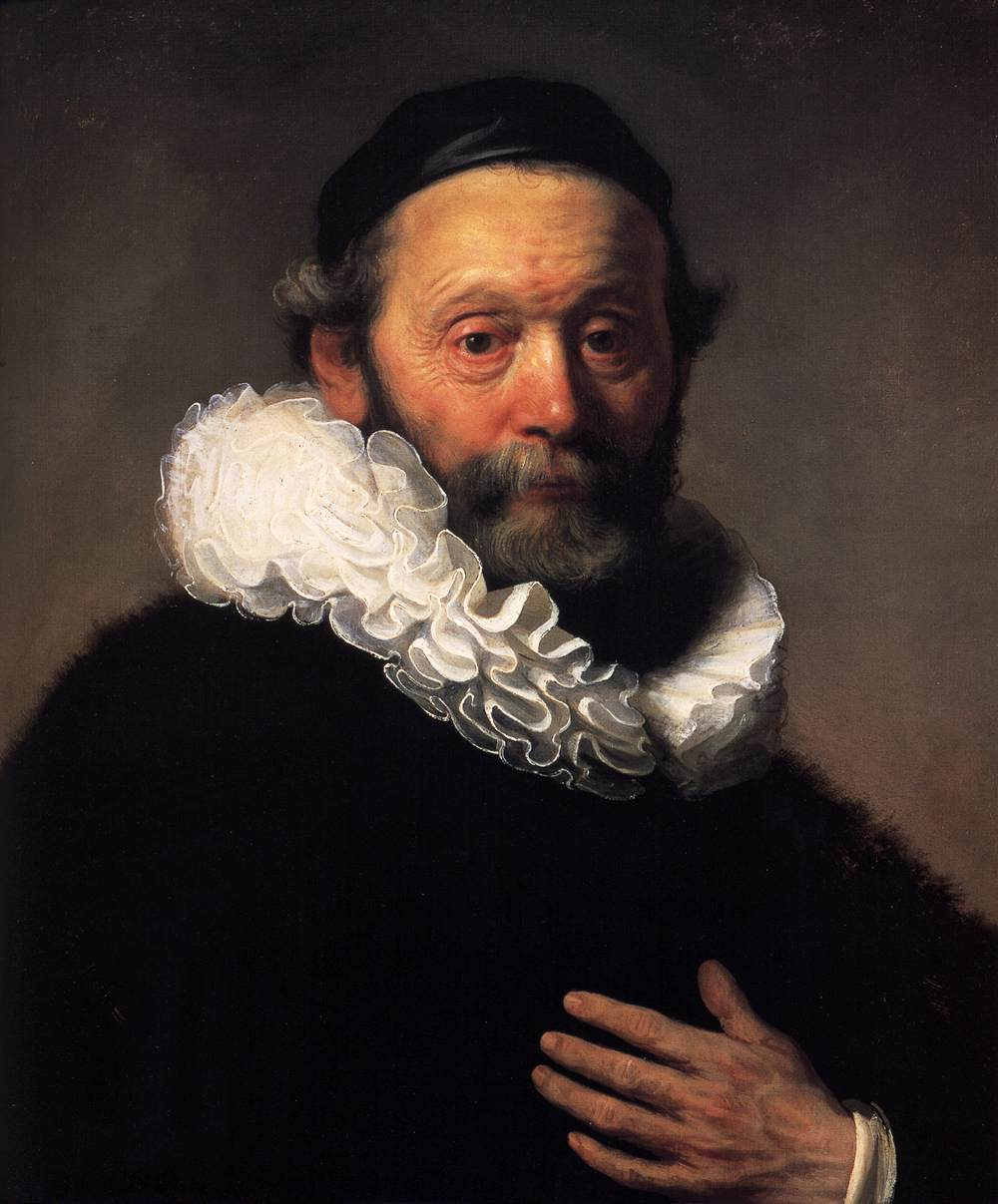 List of 10 Most Famous Rembrandt's Paintings