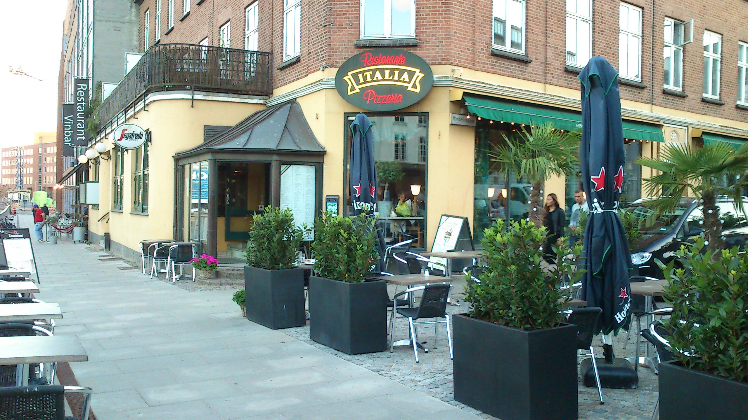 italian restaurant århus