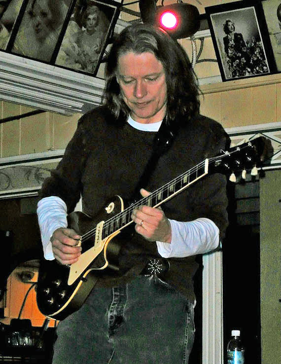 from Kendall guitarist robben ford gay