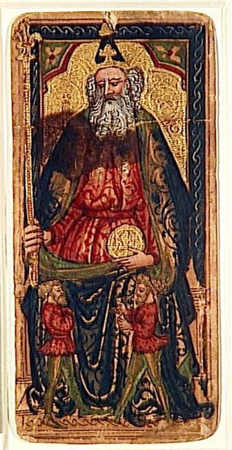Trionfi Cards: File:Rothschild-Tarot Emperor.jpg