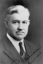 Rufus C. Holman American politician