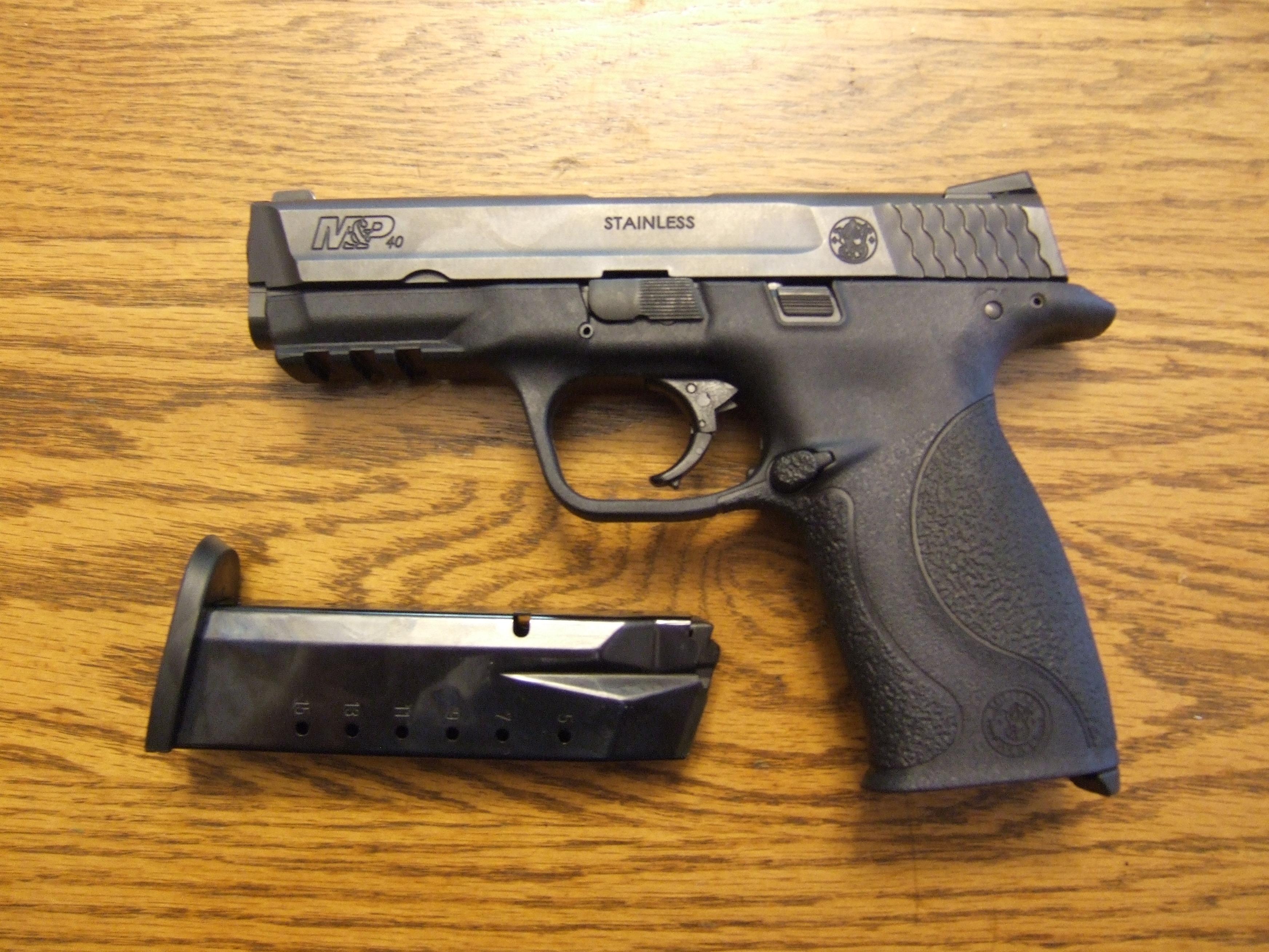 Smith & Wesson M&P - Wikipedia