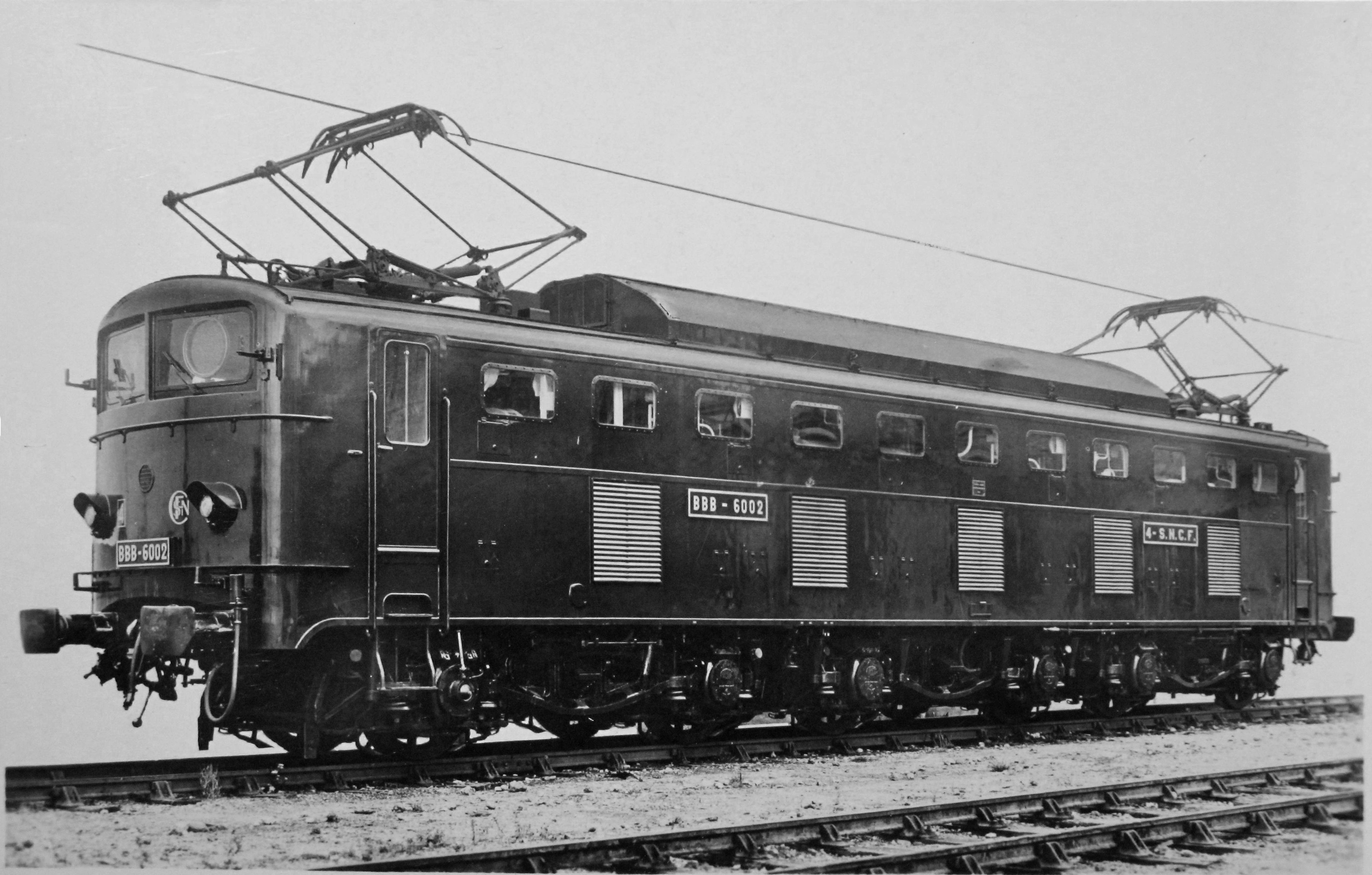 [HFR160] Plaques de locomotives - Page 2 SNCF_BBB_6002