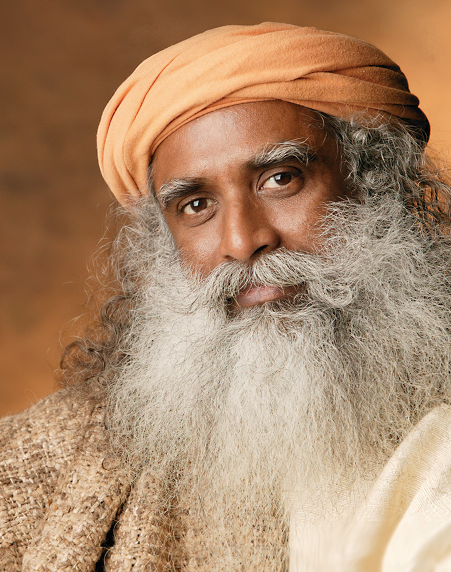 Photo of Sadhguru