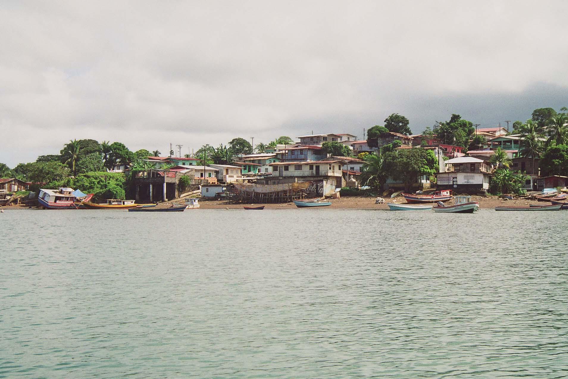 San Miguel, Isla del Rey, 2003