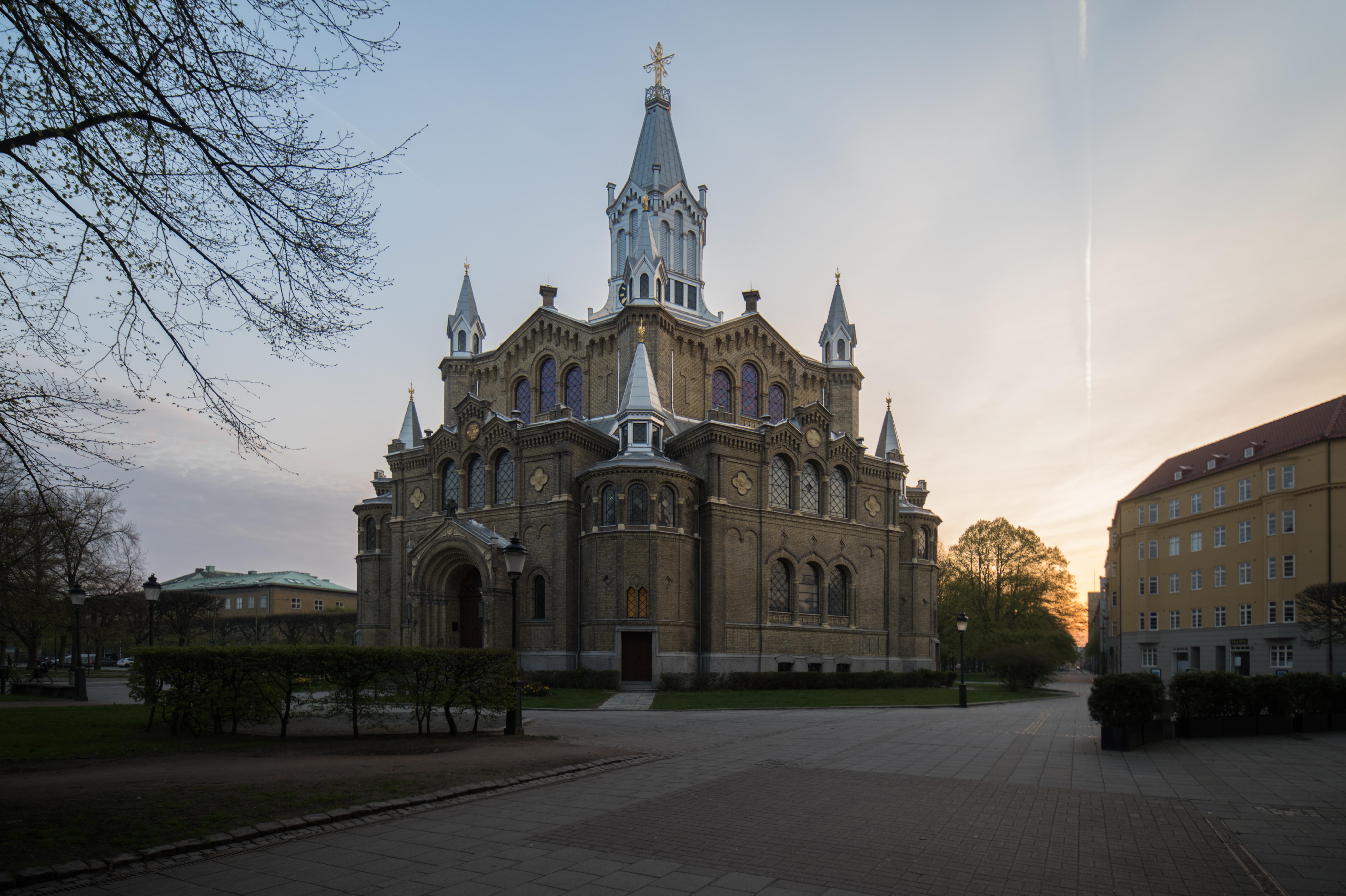 S:t Pauli kyrka - Svenska kyrkan Malm