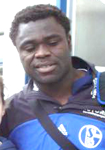 WM-Teilnehmer 2002 & 2006 Gerald Asamoah traf auch gegen Liberec