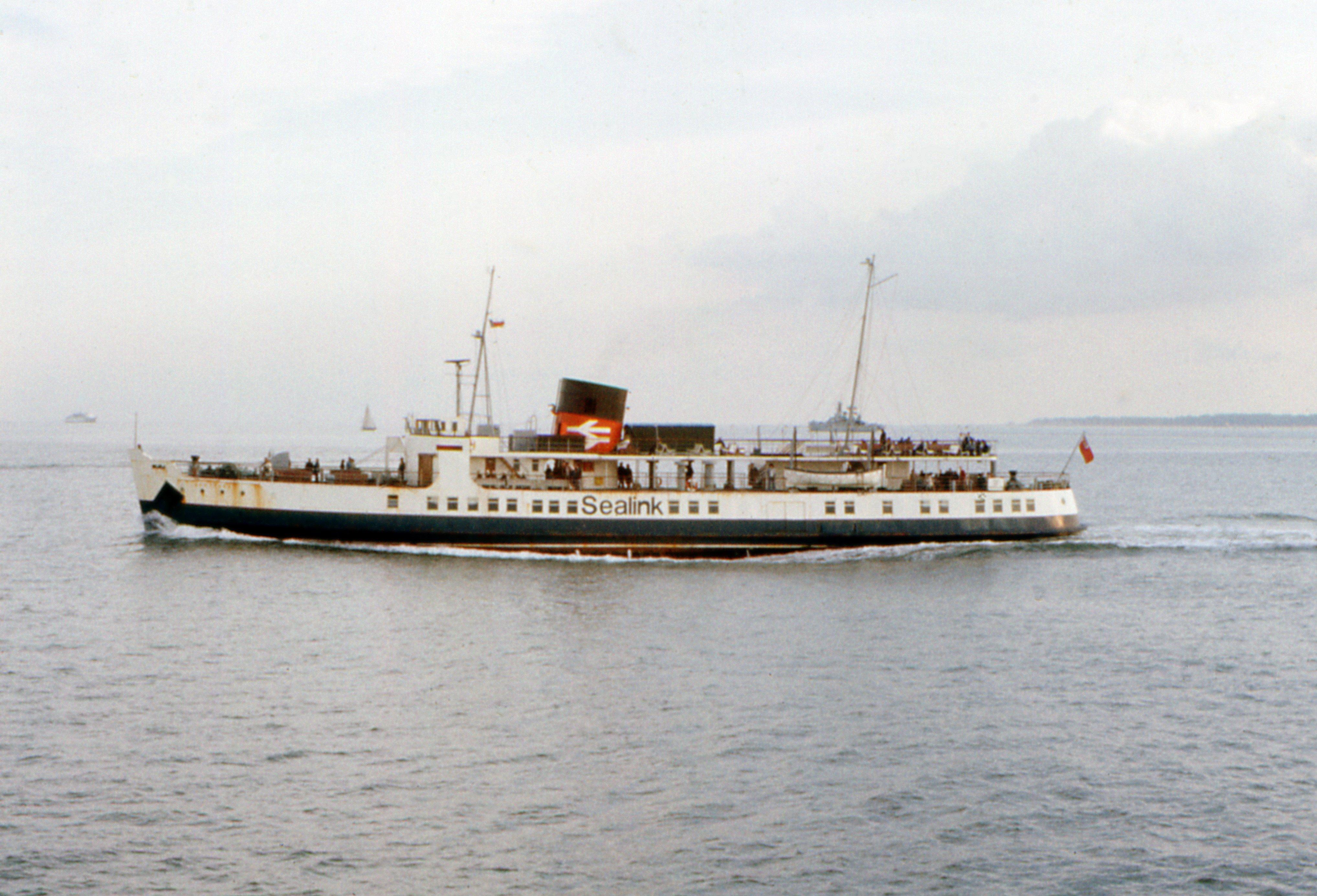 Channel Island Ferries V Sealink Uk