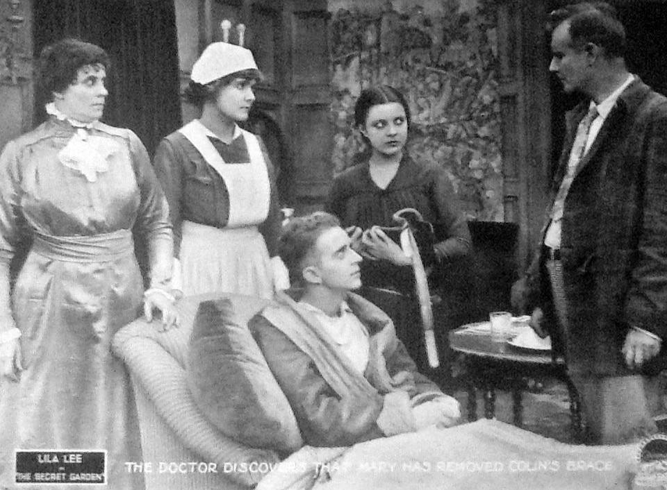 The Secret Garden 1919 Film Wikipedia