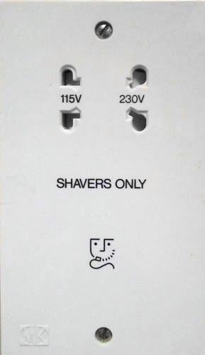 ShaverSocketUK