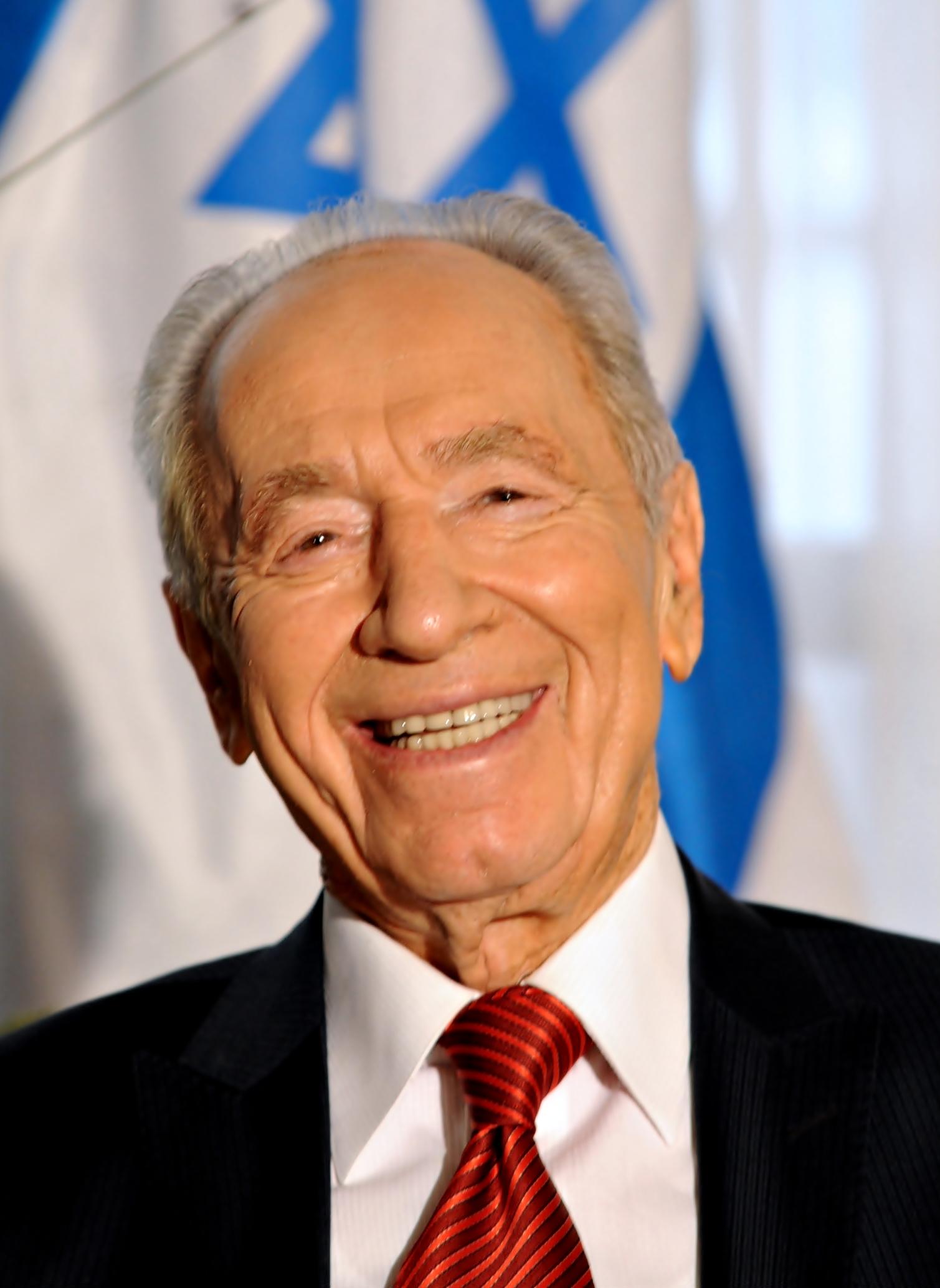 Poet Shimon Peres