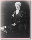 Sibyl Morrison Australian barrister