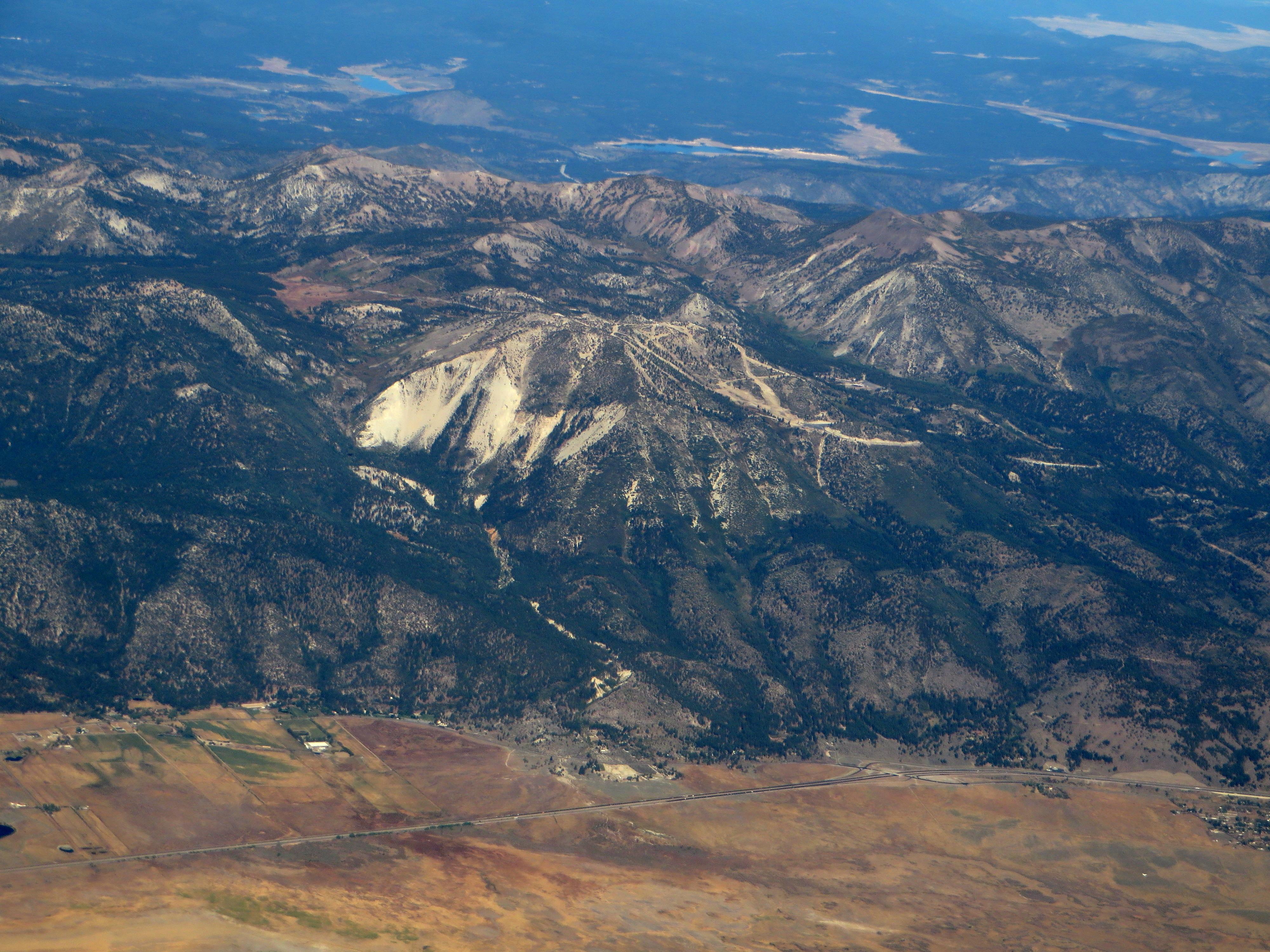 Slide Mountain Nevada Wikipedia