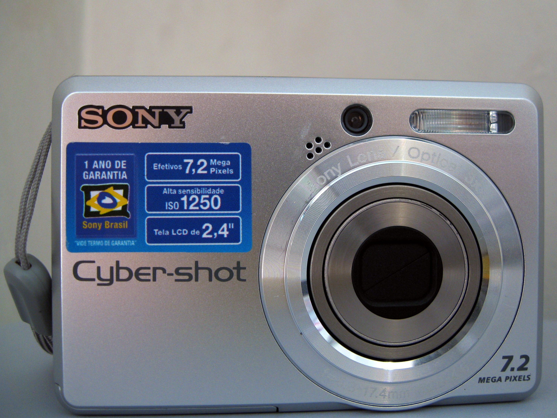 programa da sony cyber shot dsc-s730