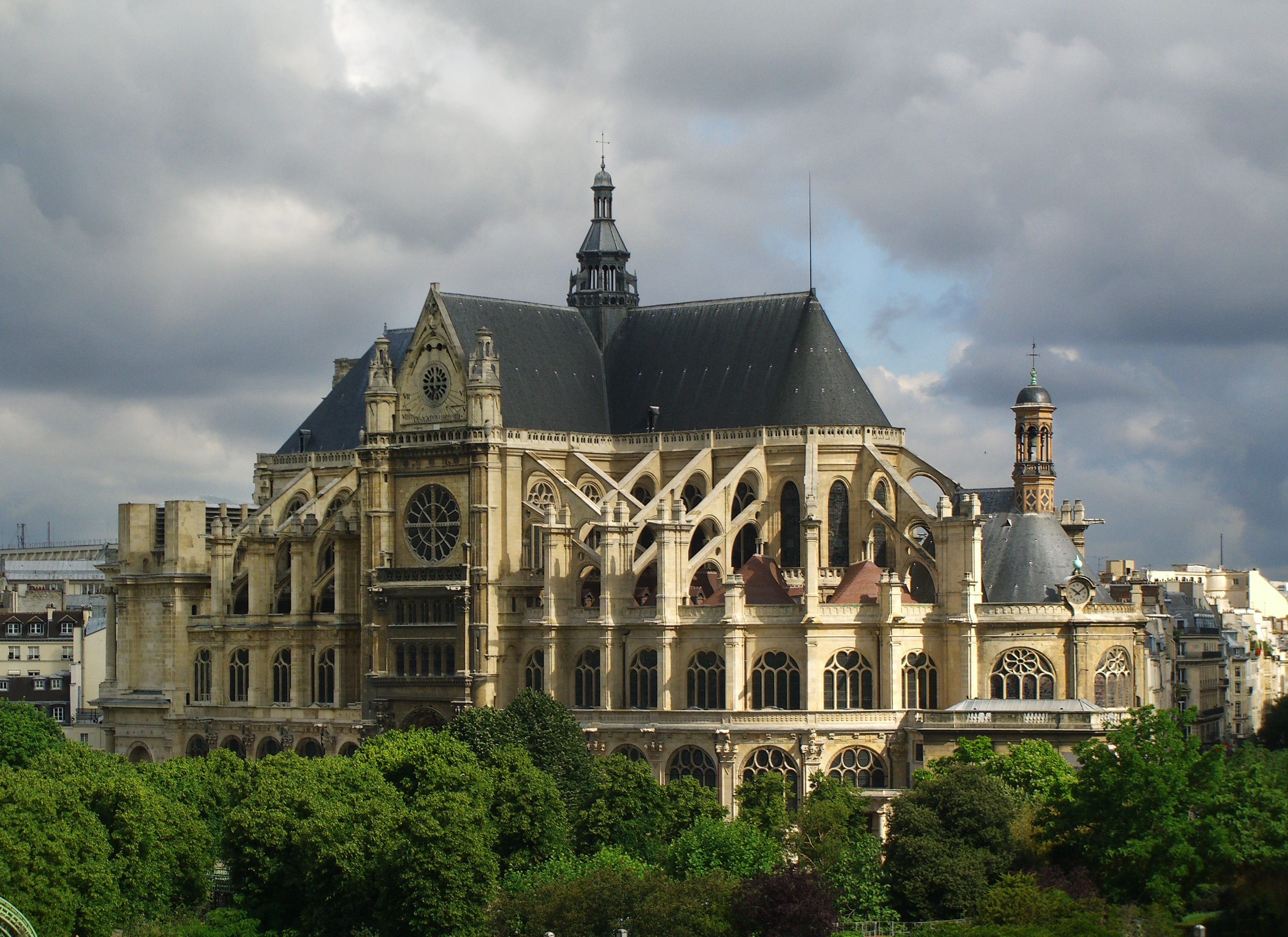Image result for saint eustache paris