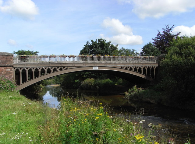 St Saviour's Bridge, Ottery St Mary - geograph.org.uk - 1435665