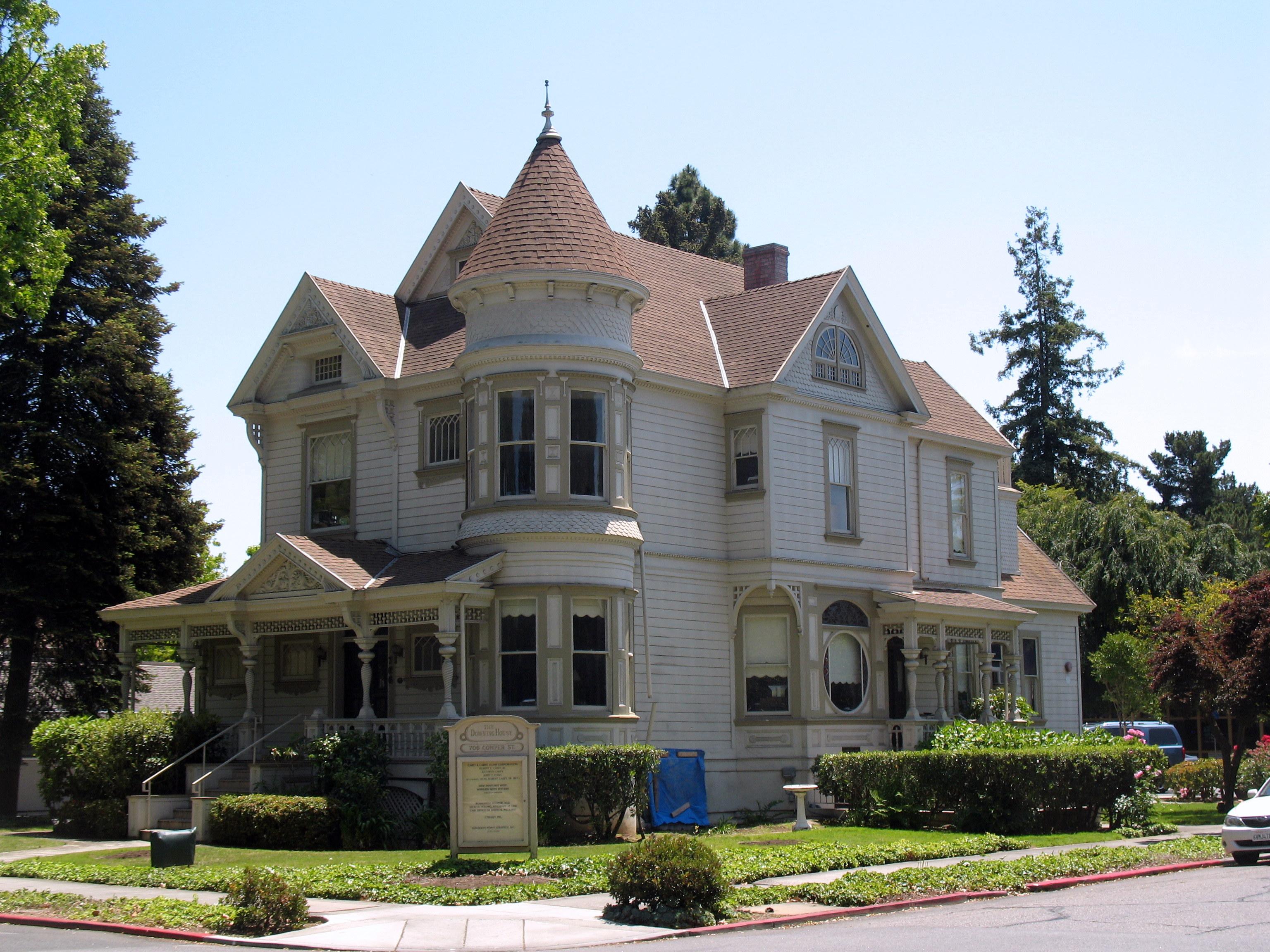 Building A House In Palo Alto