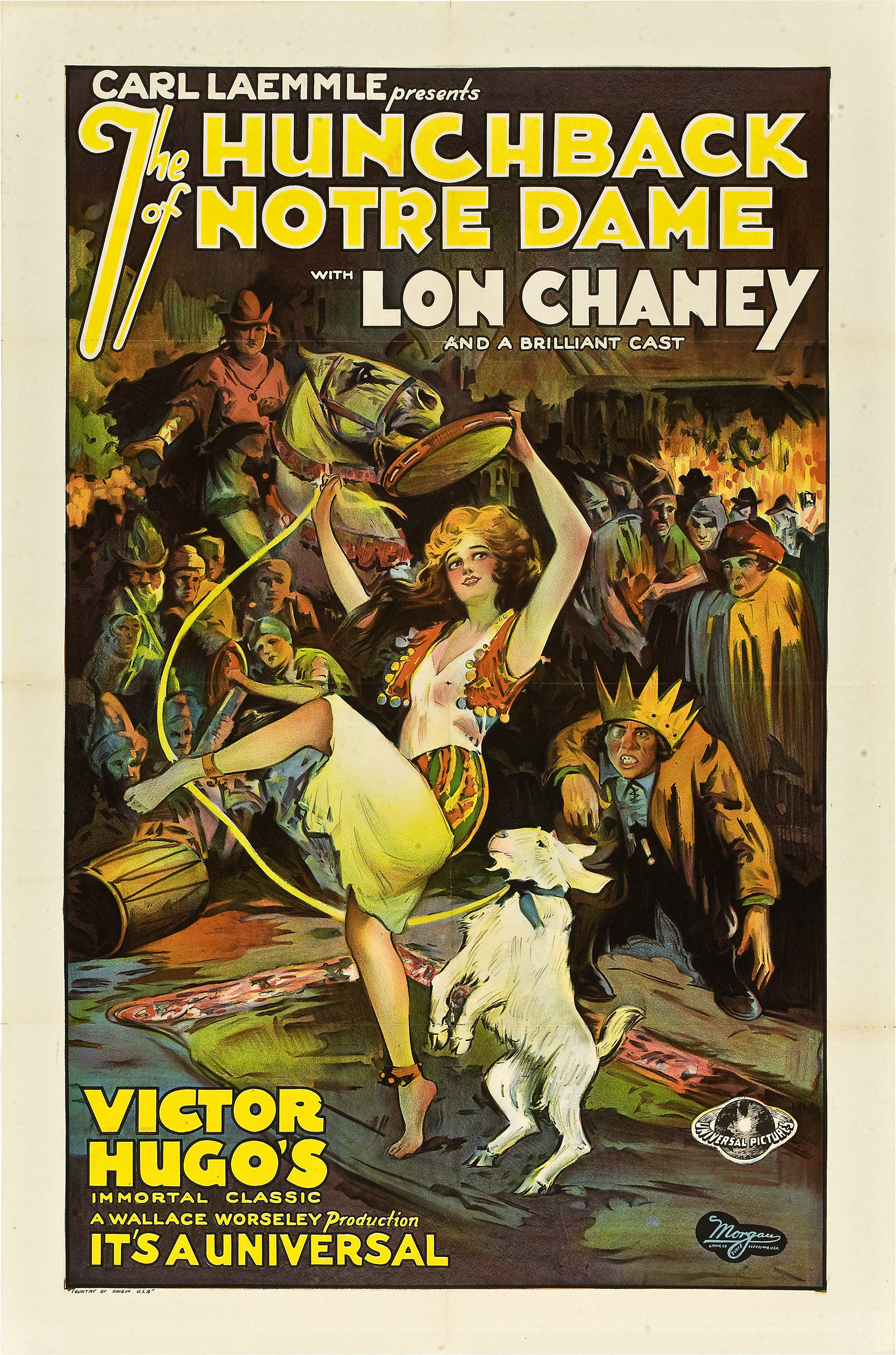 The Hunchback of Notre Dame (1923 film) - Wikipedia