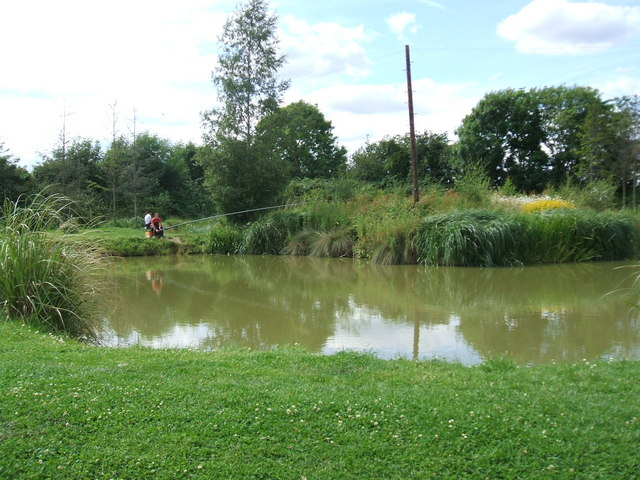 File The Small Fishing Pond Rustic Arms