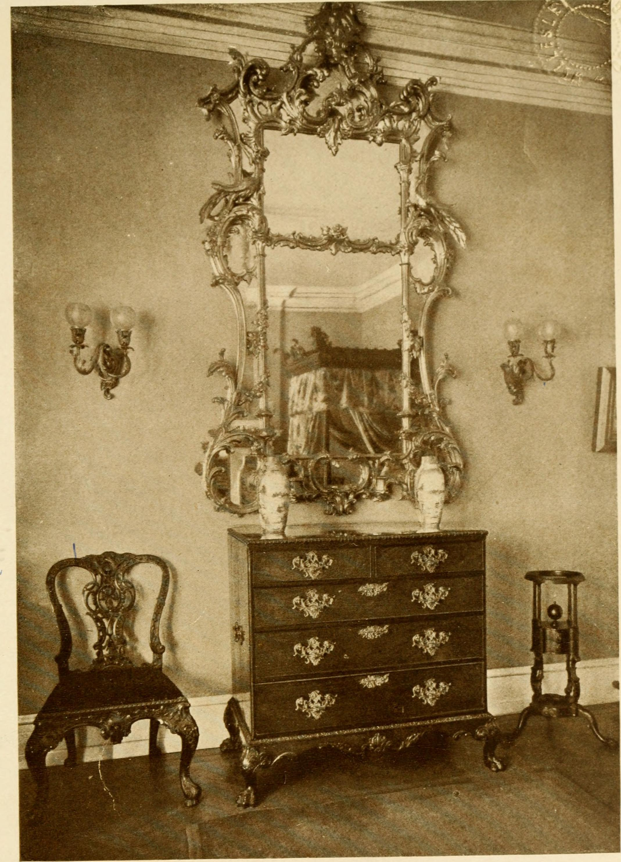 File:The Practical Book Of Period Furniture, Treating Of Furniture Of The  English,