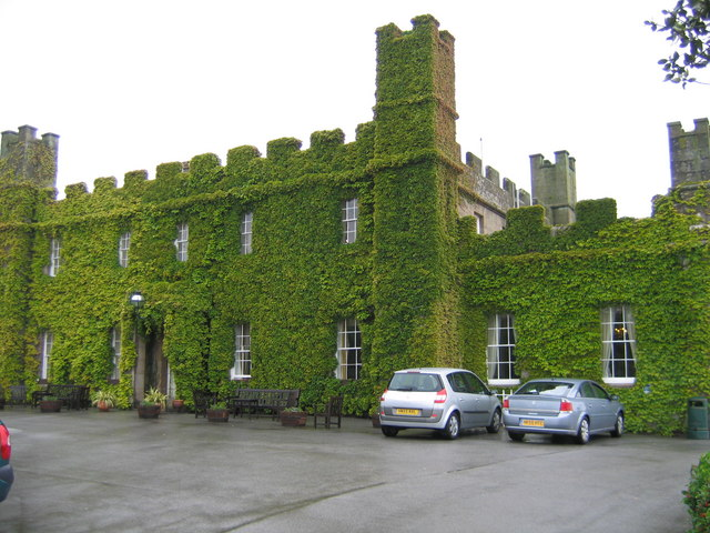 Tregenna Castle Hotel St Ives Cornwall