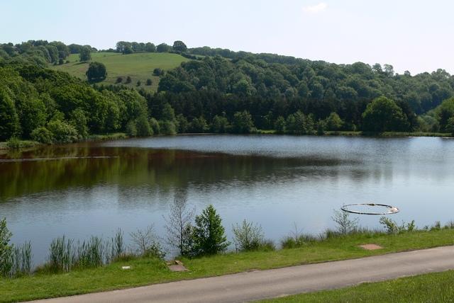 Trimpley Reservoir - geograph.org.uk - 361829