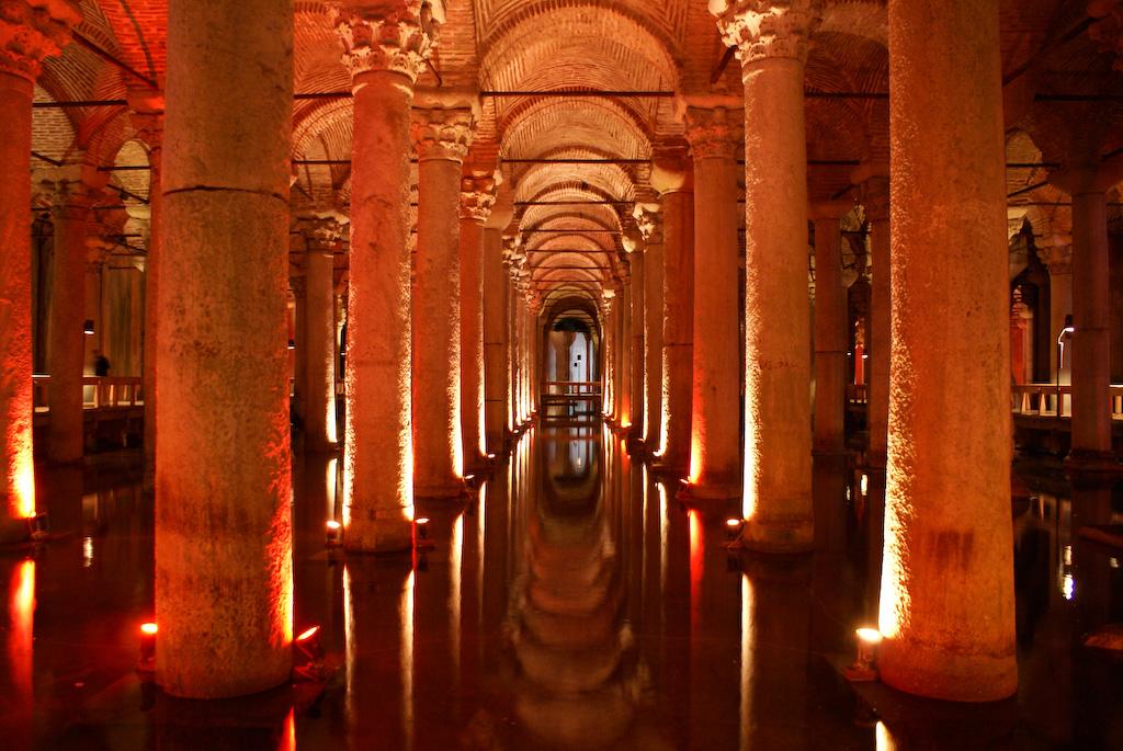 Bildergebnis für cisterna basilica