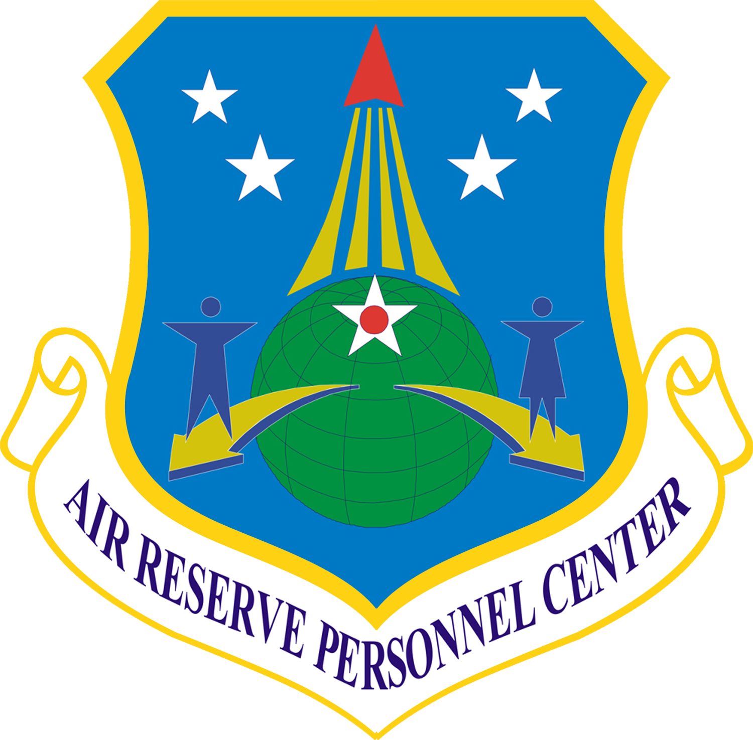 air force personnel center