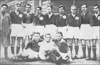 История футбола 1960