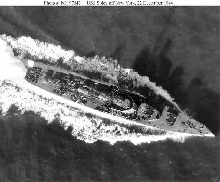 USS Soley (DD-707)